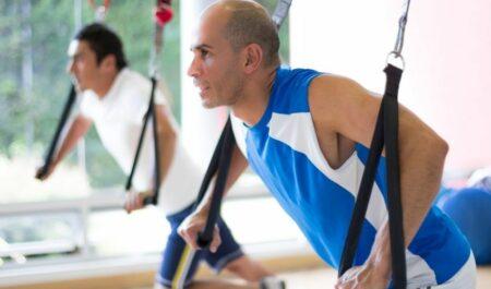 Beginner TRX workout - TRX training