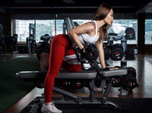 the most practiced hamstring exercises for women