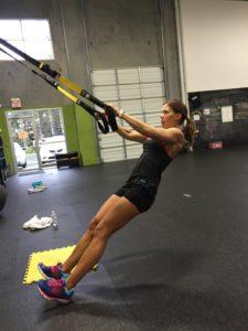 trx full body workout for women