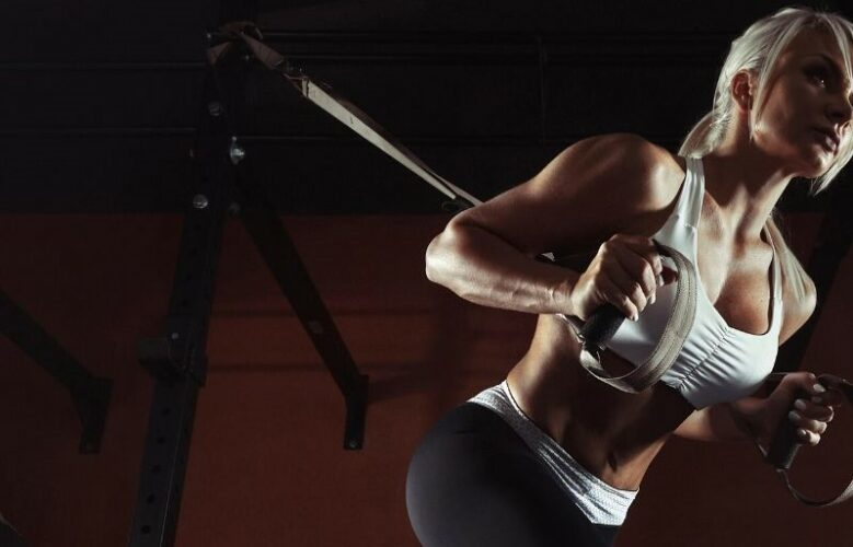 Cable Chest Workout Routine - Women for Strong Chest