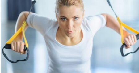 Cable Flys - Cable exercise for Woman