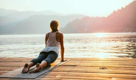 Yoga For Everybody - Sun Salutation