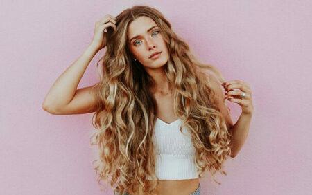 healthy relaxed hair - maintain your hair