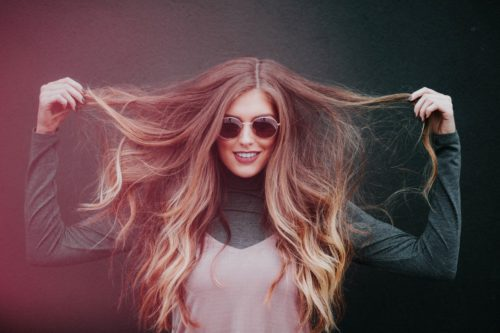 Healthy Hair Solutions Naturally  - long thin hair
