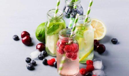 Jungle Juice Recipes - non-alcoholic healthy shakes