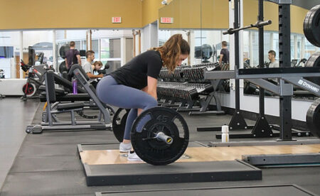 Weight Lifting For Abs - Weight Lifting Woman