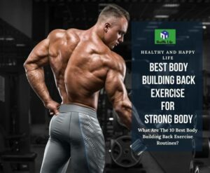 Body Building Back Exercise