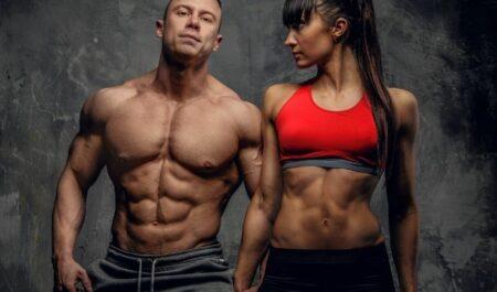 Body Building Back Exercise - Bodybuilding Exercise