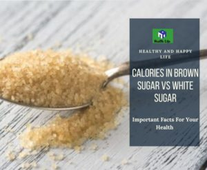 Calories in Brown Sugar