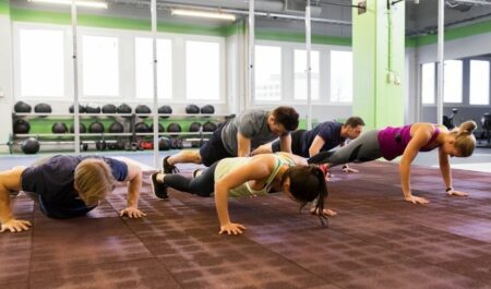 Burpees for Weight Loss - Pushup Burpees