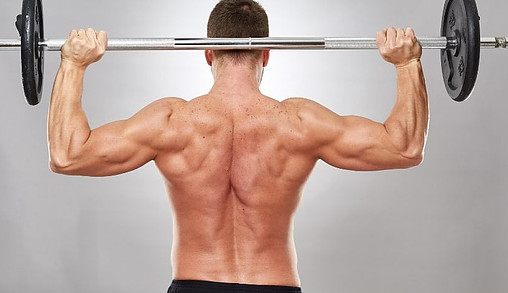 shoulder workout for gaining mass