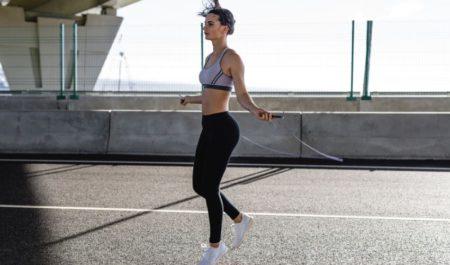 Crossfit Tabata - Jump Rope Exercises