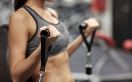 Cable Lateral Raise Workouts- Regular cable workouts