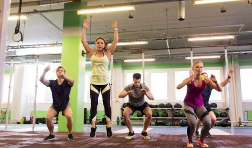 Full Body Workout Plan - Type of Burpees