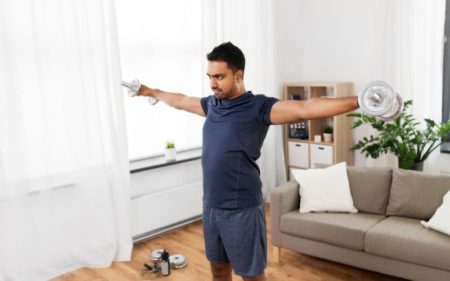 Cable Lateral Raise Workouts - dumbbell lateral raise exercise