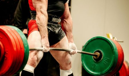 Barbell Row - heavy lifts bad