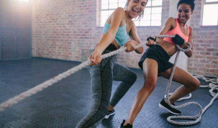 Crossfit Tabata - high-intensity workout
