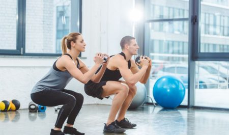 Tabata Workout Plan - squat workout
