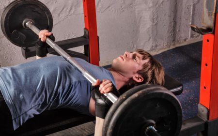 Crossfit Workouts - Bench Press Workout