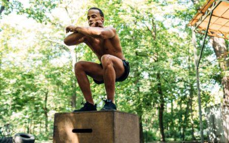 Crossfit Workouts - Box Jump Workout