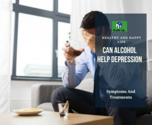 Can Alcohol Help Depression