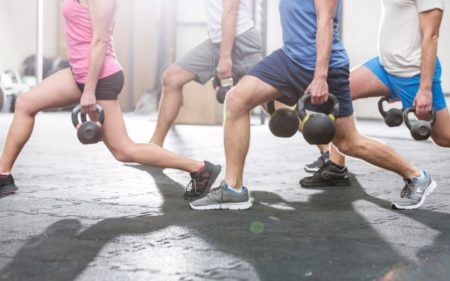 CrossFit For Beginners - CrossFit Gym Workout