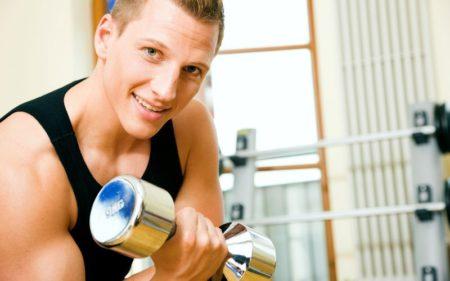 Crossfit Workouts - Dumbbells Workout