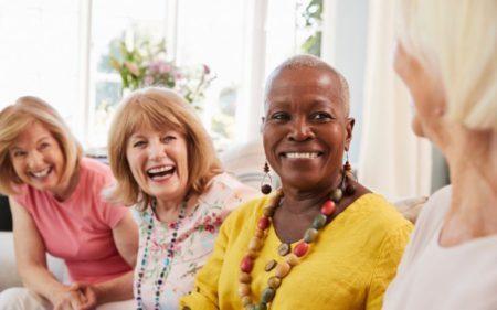 Group Exercise - Keep seniors socialist