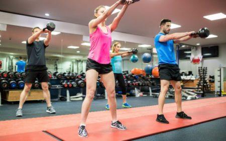 CrossFit For Beginners - Kettlebell Swing