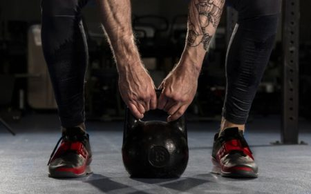 Windmill Exercise - Kettlebell Windmill Workout