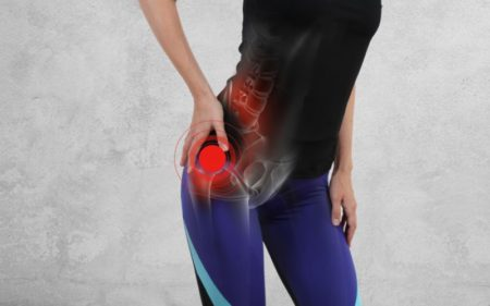 Clamshell Exercise - Lower back pain