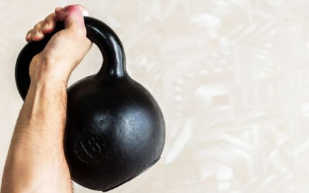 Windmill Exercise - Top Hand Kettlebell Windmill