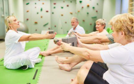 Group Exercise Classes - Yoga workout classes