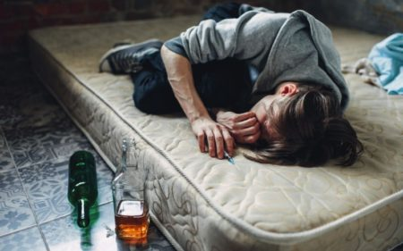 Can Alcohol Help Depression - alcohol use disorders
