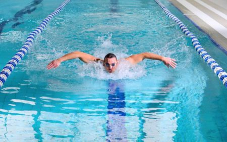 Swimming Workouts - butterfly stroke