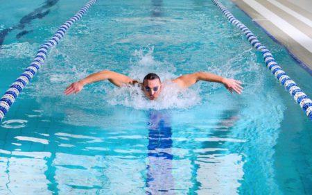 Swimming Workouts - butterfly stroke
