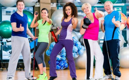 Group Fitness Classes - group fitness more fun