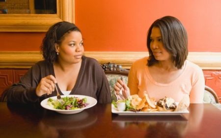Home Workout Plan - proper eating habit