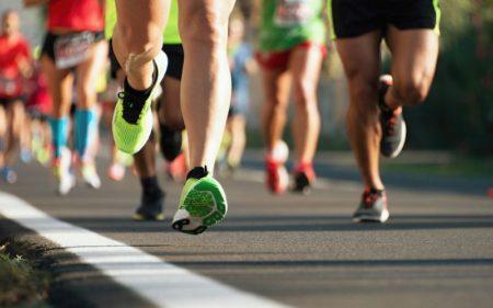 CrossFit For Beginners - quarter-mile run