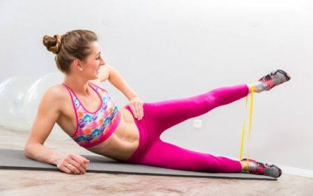 Fire Hydrants Exercise - resistance band