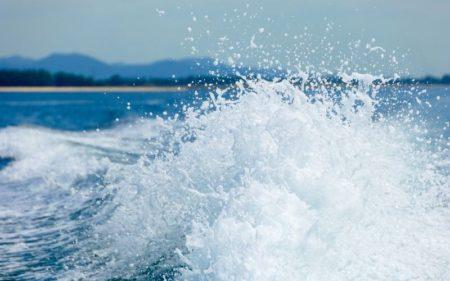 Swimming Workouts - splashing water