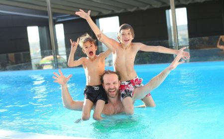 Swimming Workouts - stay fit and healthy