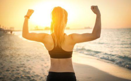 Shoulder Exercises For Women - strength delts