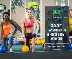 CrossFit Transformation