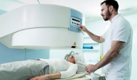 Clinical Exercise Physiologist - MRI scan