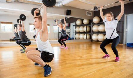 CrossFit Transformation - Overhead Press
