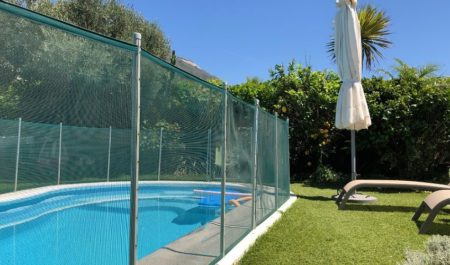Indoor Swimming Pool - Swimming Pool fence