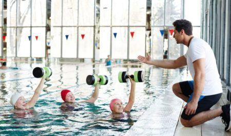 Clinical Exercise Physiologist - Swimming physiologist