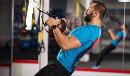 TRX Rows - TRX Row exercises