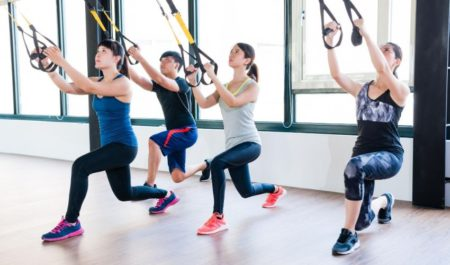 TRX Rows - TRX Upper body exercises